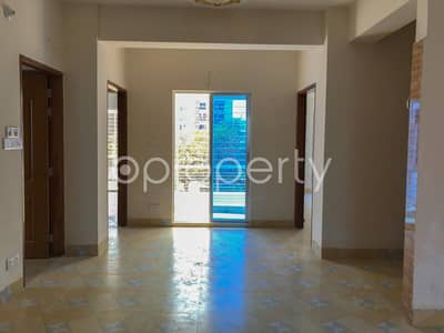 Perfectly Structured 1600 Sq. Ft Apartment For Sale In Bashundhara R-A Near Basundhara Residential Area Puja Mondop