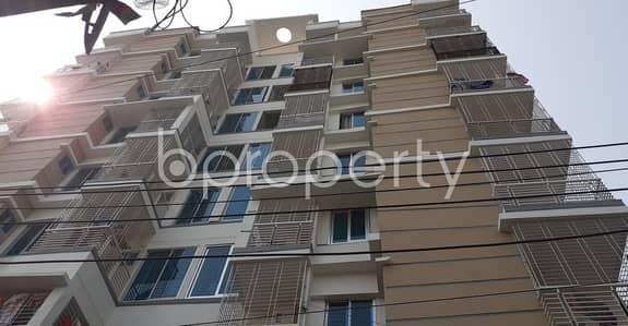 2 Bedroom Apartment for Sale in Mohakhali, Dhaka - Grab This 740 Sq Ft Flat Up For Sale In Mohakhali Near Mohakhali Dakkhin Para Jame Masjid
