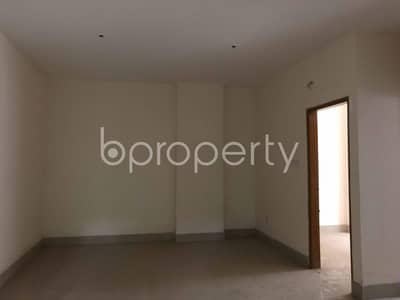 3 Bedroom Flat for Sale in Dakshin Khan, Dhaka - At Dakshin Khan, A Properly Designed 1322 SQ FT Flat Is Up For Sale Near Baitul Aman Mosjid