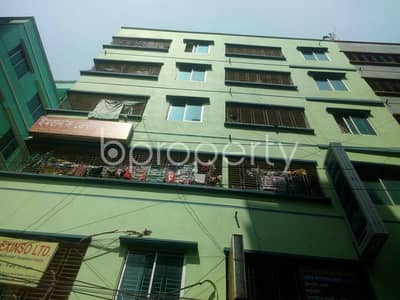Office for Rent in Badda, Dhaka - A Commercial Office In Uttar Badda Is Now For Rent Nearby Kuwaiti Mashjid.