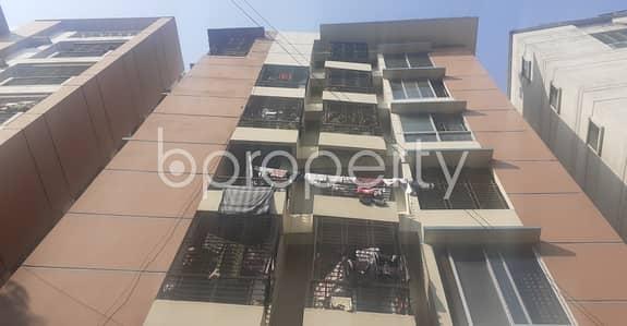 বিক্রয়ের জন্য BAYUT_ONLYএর ফ্ল্যাট - শ্যামলী, ঢাকা - This Nice Flat Is Now Available In Shyamoli Near Dhaka Housing Jame Masjid For Sale.