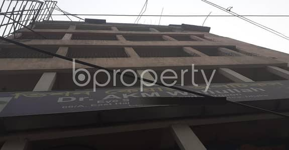 Office for Rent in Rampura, Dhaka - Take A Look At This Commercial Office For Rent In East Rampura Near To Dit Laboratory School