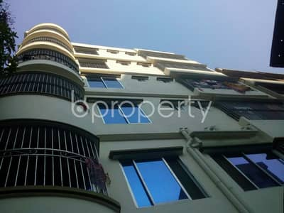 3 Bedroom Flat for Rent in East Nasirabad, Chattogram - Apartment Is 1200 Sq. Ft For Rent In Al-falah Housing Society Nearby Nasirabad Girls High School