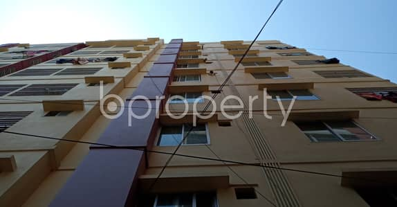 3 Bedroom Flat for Sale in 7 No. West Sholoshohor Ward, Chattogram - 1310 Sq. Ft Apartment For Sale In Mayor Goli Near Amin Jute Mills Limited