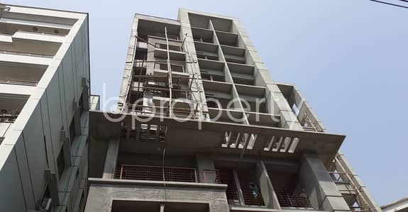 3 Bedroom Flat for Sale in Lalmatia, Dhaka - 3 Bedroom Nice Flat In Lalmatia Is Now For Sale Nearby Lalmatia Housing Society School and College.