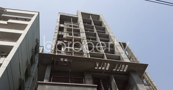 3 Bedroom Flat for Sale in Lalmatia, Dhaka - Check This 1639 Sq. Ft Apartment Up For Sale At Lalmatia Very Near To Lalmatia Housing Society School and College.