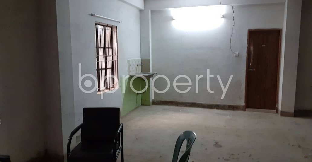 An Office Space Is Up For Rent In Lalmatia Nearby Mangrove School