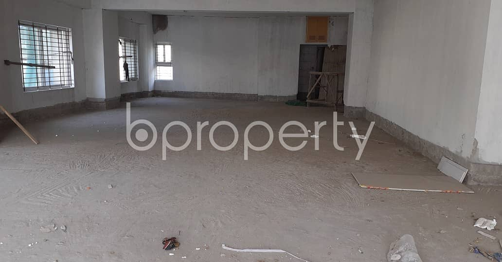 A Commercial Space Is Available For Sale In Momin Road Nearby Baitul Falah Jame Mosque.