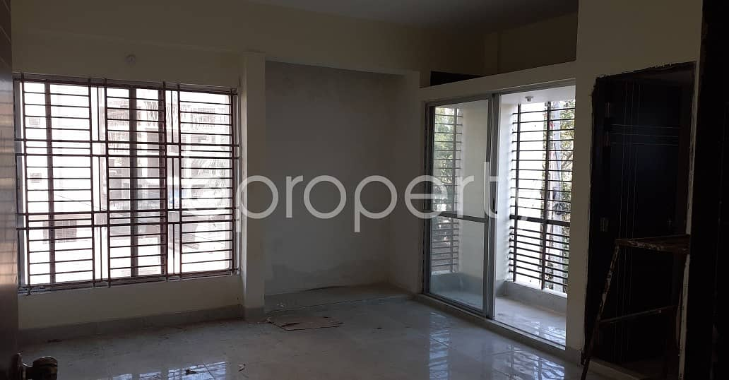 Ready flat 1700 SQ FT is now for sale in Pahartali nearby Pahartali Eye Hospital