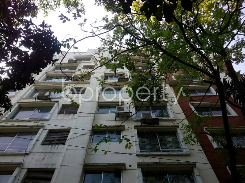 2 Bedroom, 2 Bathroom Dhanmondi Apartment With A View Is Up For Rent