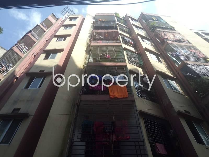 Visit This Apartment For Sale In Maghbazar Near Shahnuri Model Girls High School.