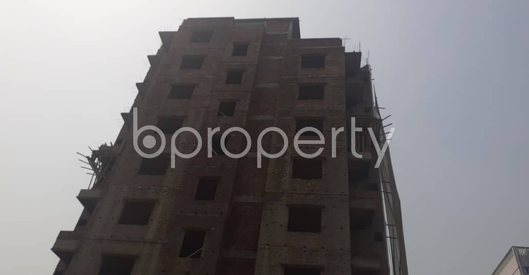 Residential Apartment Is For Sale In Khilkhet Nearby Lake City Shopping Complex