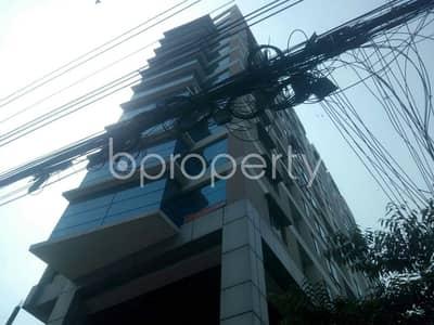 ভাড়ার জন্য এর ফ্লোর - বাড্ডা, ঢাকা - A Business Space Is Up For Rent In The Location Of Uttar Badda Near AMZ Hospital Ltd.