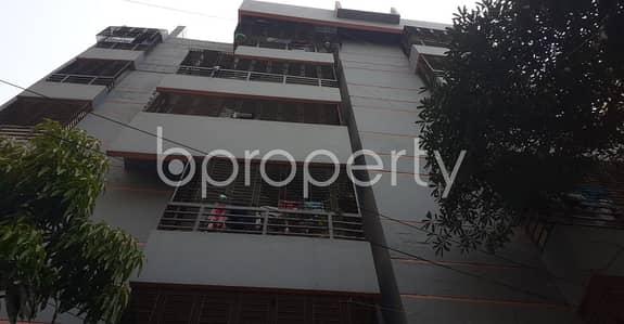 বিক্রয়ের জন্য BAYUT_ONLYএর ফ্ল্যাট - মালিবাগ, ঢাকা - 1250 Sq. ft Flat For Sale In Malibagh First Lane.