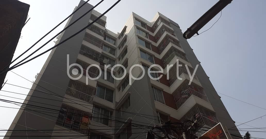 A 117 Sq Ft Shop Is Up For Rent In Malibagh Near Standard Bank Limited