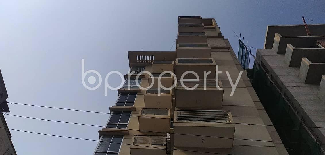 3 Bedroom Residential Flat For Sale In Baridhara Near Madinatul Ulum Madrasa Masjid
