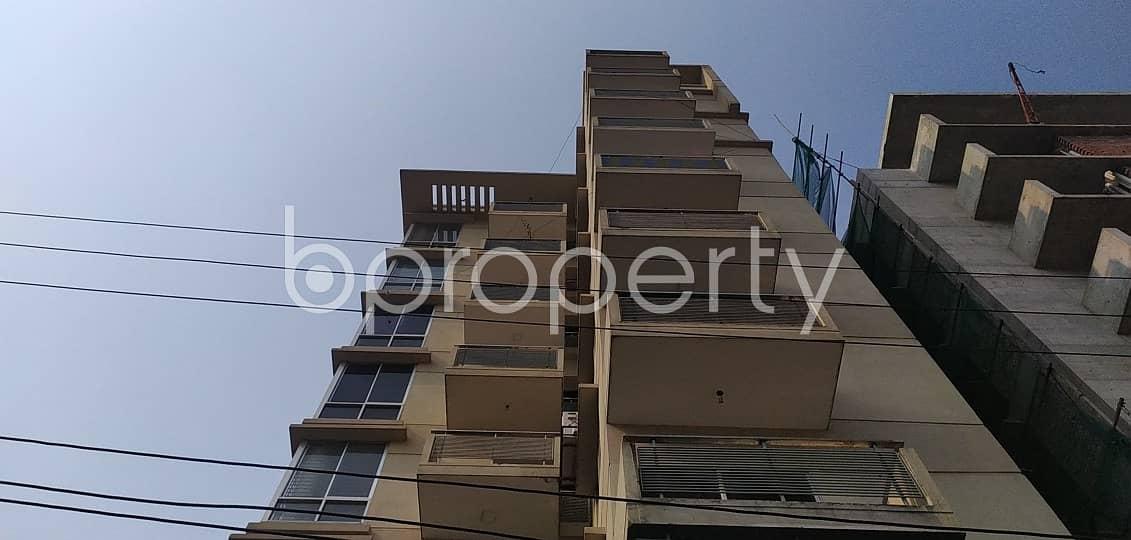 1850 Sq. Ft Residential Flat For Sale In Baridhara Near Madinatul Ulum Madrasa Masjid