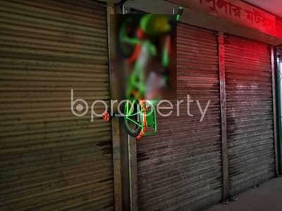 Shop for Rent in Nadda, Dhaka - Use This 350 Sq Ft Rental Property as Your shop, Located at Nadda nearby Nadda Bazar
