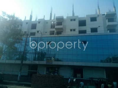 Office for Rent in 4 No Chandgaon Ward, Chattogram - At C & B Gas Colony, 5600 Sq. Ft Office For Rent Near Chandgaon Land Office