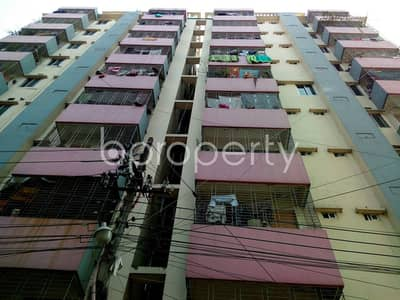 2 Bedroom Apartment for Sale in Gazipur Sadar Upazila, Gazipur - In The Location Of Gazipur, An Apartment Is For Sale Near Masjide Khadija (ra)