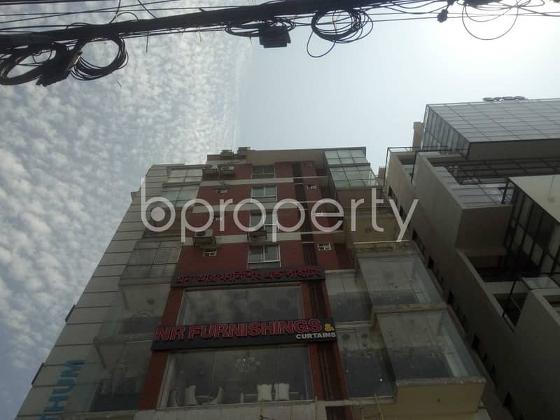 In Baridhara Near Jamia Madania Baridhara Mosque This Office Space Is Up For Sale.