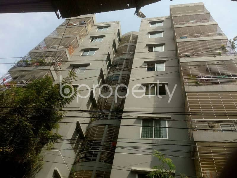 Nice Flat Of 1250 Sq Ft Can Be Found In Dhaka To Sale