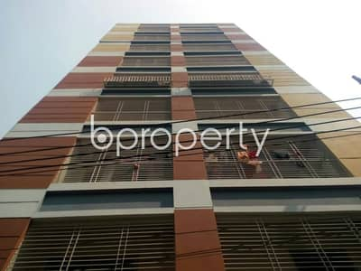 An Apartment Of 1390 Sq Ft Is Waiting For Sale At Rasulpur, Jatra Bari.