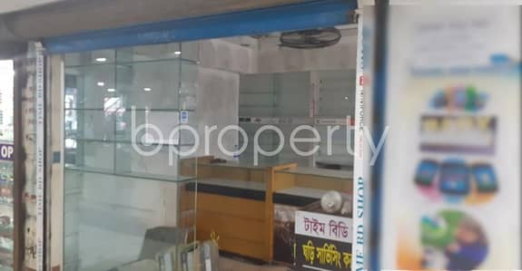 Shop for Rent in Uttara, Dhaka - Use This 110 Sq Ft Rental Property as Your shop, Located at Uttara nearby Uttara Thana
