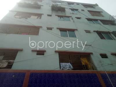 2 Bedroom Apartment for Sale in Agargaon, Dhaka - Well-constructed 750 Sq Ft Apartment Is Ready For Sale At Agargaon, Taltola Nearby Mollapara Jame Mosjid