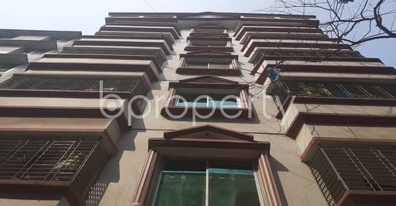 ভাড়ার জন্য এর অফিস - বনশ্রী, ঢাকা - Deal With Your Business in 500 Sq Ft Office with a Convenient To Rent in Banasree Area Near To Ideal School