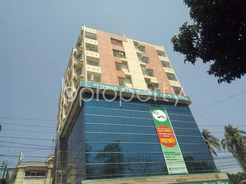 At Panchlaish 1500 Square feet flat is available to Rent close to Panchlaish Thana