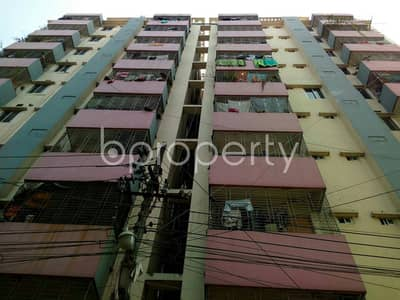 2 Bedroom Apartment for Sale in Gazipur Sadar Upazila, Gazipur - Own The Cozy Flat, To Reside In Tongi
