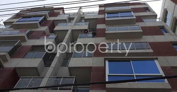 4 Bedroom Flat for Rent in Mohakhali DOHS, Dhaka - 4 Bedroom Nice Flat In Mohakhali DOHS Is Now For Rent Nearby Mohakhali DOHS Mosque.
