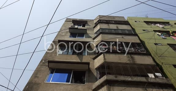 2 Bedroom Flat for Rent in Lalmatia, Dhaka - At Lalmatia 900 Square feet flat is available to Rent close to Lalmatia Girls High School