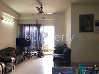 3 Bedroom Apartment for Sale in Hatirpool, Dhaka - 1315 Sq Ft Properly Constructed Flat For Sale In New Elephant Road, Near Southeast Bank Limited