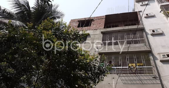 3 Bedroom Apartment for Rent in Lalmatia, Dhaka - A Decent 950 Sq Ft Flat Which Is Now For Rent In Lalmatia