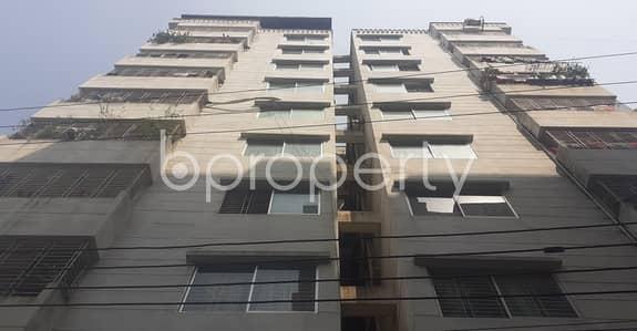 2 Bedroom Flat for Sale in Shyamoli, Dhaka - A Fine 900 Sq Ft Flat Is Now For Sale Which Is In Shyamoli.