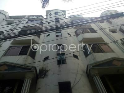 3 Bedroom Apartment for Rent in Khulshi, Chattogram - 1200 Sq. ft Luxurious Apartment Ready To Rent At Khulshi Green Housing Society, Nearby Khulshi Colony Jame Masjid.