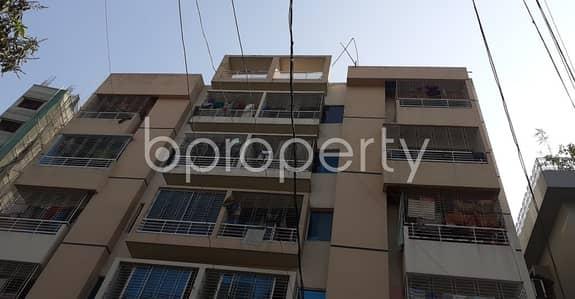 2 Bedroom Flat for Sale in Khilgaon, Dhaka - 880 Sq Ft Properly Constructed Flat For Sale In Khilgaon, Near Nurbag Jame Masjid Taltola