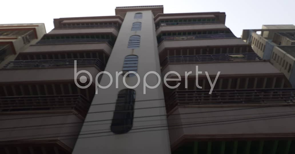 Check This Nice Flat For Rent At Mohammadpur Nearby Pc Culture Housing Society Jam-e-masjid