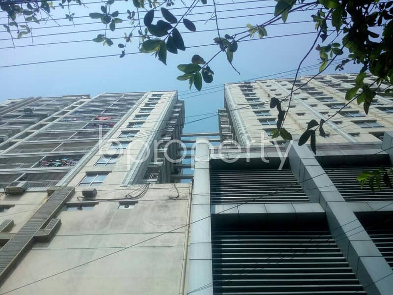 At Khulshi 1759 Sq. ft Luxurious Apartment For Sale, Close To South Khulshi Jame Masjid.