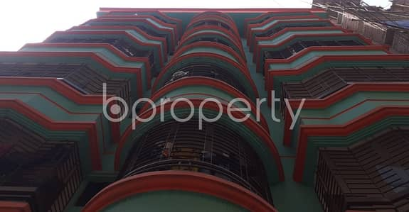 Office for Rent in Banasree, Dhaka - An Office Space Is Vacant To Rent In Banasree Near To National Ideal School