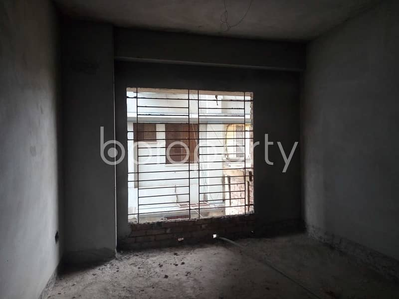 Near Chattogram Metropolitan Hospital Limited 1672 Sq. Ft Flat For Sale In Panchlaish.