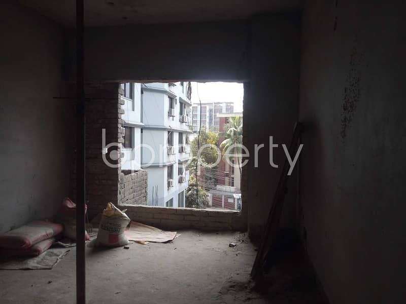 Check This 1692 Sq. ft Apartment Up For Sale At Panchlaish Near Royal Hospital (Pvt. ) Limited.
