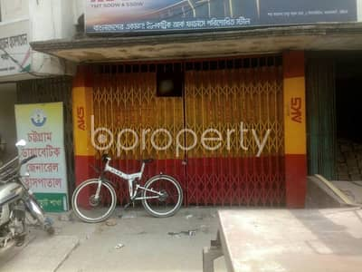 Shop for Rent in 4 No Chandgaon Ward, Chattogram - A Shop Is Up For Rent In Bahaddarhat Near Bahaddarhat BWDB office.