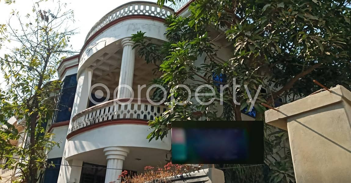 A Duplex Full Furnished Apartment Is Up For Rent In Mira Bazar , Near Model High School.