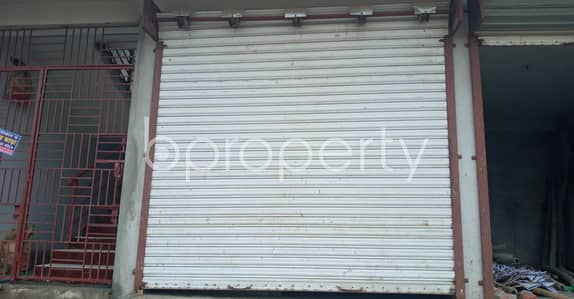Shop for Rent in Halishahar, Chattogram - 200 Sq Ft Shop For Rent In Bandartila Near Bandartila Bus Stop
