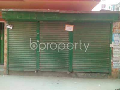 ভাড়ার জন্য এর দোকান - বাড্ডা, ঢাকা - Check This Nice 150 Sq Ft Shop For Rent At Middle Badda Nearby Mosjidul Jannah