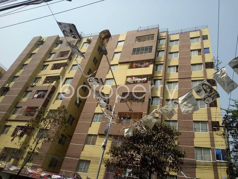 This Flat In Chawk Bazaar Close To Chandanpura Masjid With A Convenient Price Is Up For Sale