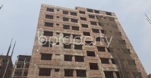 বিক্রয়ের জন্য BAYUT_ONLYএর অ্যাপার্টমেন্ট - মোহাম্মদপুর, ঢাকা - 1098 Sq. Ft Flat For Sale In Mohammadpur Near Choto Bhawal Jame Masjid